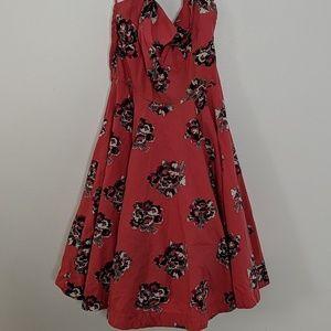 Anthropologie Dresses - GIRL FROM SAVOY AKEBONO HALTER DRESS